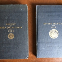 Navy Diving Manuals & Books