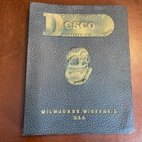 DESCO Trade Catalog 1950's