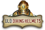 We Purchase Old Diving Helmets, Knives and Other Gear Logo